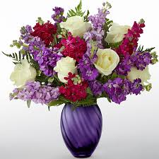 vera wang flowers the ftd spirited bouquet by vera wang vase included