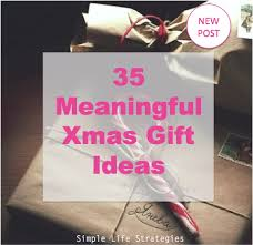 35 meaningful present ideas random things