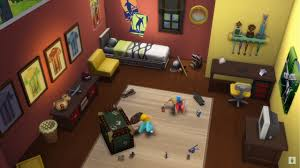 Sims Kitchen Ideas Kids Bedroom Hidden Object The Sims 4 Intended Ideas