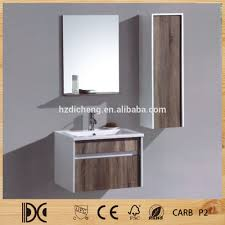 waterproof bathroom cabinet veneer waterproof bathroom cabinet