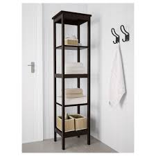 hemnes shelf unit gray ikea