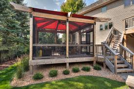 Detached Covered Patio Specialty Rooms In Mn U2014 Ma Peterson