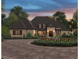 French Country Cottage Plans French Country Delight With Gorgeous Views Hwbdo76445 French