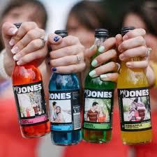 myjones custom labeled soda jones soda co