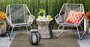 Rite Aid Home Design Wicker Arm Chair Target Com 3 Piece Sling Patio Set Only 207 Shipped Reg