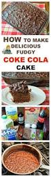 chocolate coca cola cake recipe chocolate cakes this weekend