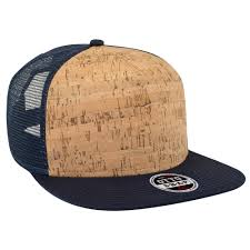 otto cap wholesale blank hat and cap 154 1174 custom logo cork 0411204 nvy cork nvy