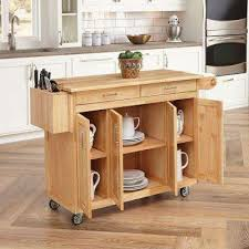 Kitchen Carts Carts Islands  Utility Tables The Home Depot - Kitchen cart table