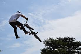 motocross mountain bike free images sky air wind jumping action extreme sport