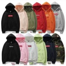 supreme box logo hoodie for sale ioffer