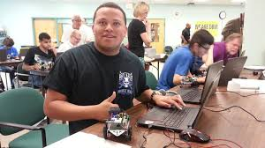 Department For The Blind New Robotics Academy Preps Youth With Disabilities For Jobs In