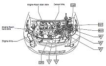 yaris engine diagram yaris wiring diagrams instruction