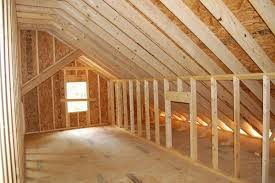 how to beautifully maximize the extra space in your attic
