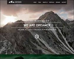 free and premium responsive adobe muse templates web design