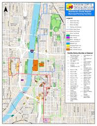 Grand Rapids Michigan Map by Dash Service Information