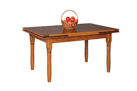 what is a draw leaf table draw leaf table amish furniture connections amish furniture