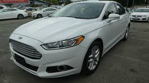 2014 ford fusion sound system 2014 ford fusion se 4dr sedan in miami fl for sale by owner