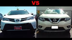 nissan rogue in uk toyota rav4 vs nissan x trail which is better
