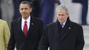 read the letter george w bush wrote to barack obama cnnpolitics