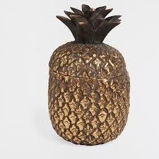 decorative pineapple jar decoration accessories decoration