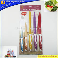 non stick kitchen knives set non stick kitchen knives set