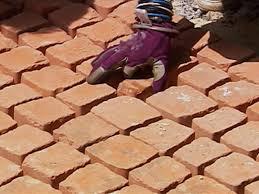 how to install a cobblestone patio how tos diy