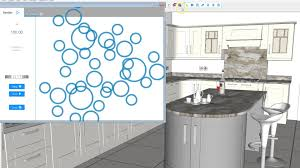 rendering in sketchup a kitchen design in brighter3d plugin youtube