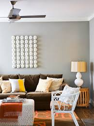 Paint Colors For Living Room Walls With Brown Furniture Ways To Decorate With A Brown Sofa