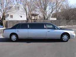 limousines for sale cadillac limousines for sale
