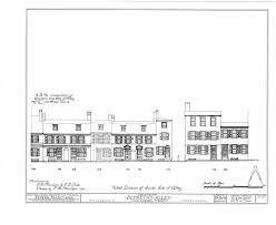 historic colonial floor plans elfreth u0027s alley