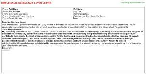 verizon wireless retail sales consultant cover letters
