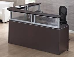 Reception Desk With Display Affordable Office Reception Desks Baystate Office Furniture