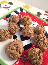 sunbutter monster cookies gf mom certified nut free holiday
