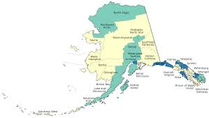 Cordova Alaska Map by File Alaska Boroughs And Census Areas 2008 13 Svg Wikimedia Commons