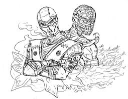 zero coloring pages