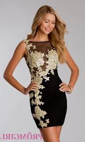 gold and black cocktail dress naf dresses