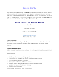 View Resumes For Free Resume For Chefs Resume Cv Cover Letter
