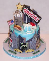 Home Design New York Interior Design New York Themed Cake Decorations Decorating