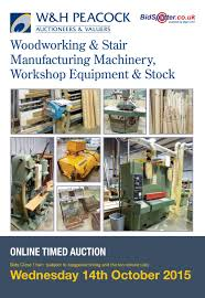 book of woodworking machinery auctions uk in south africa by