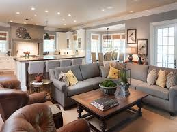 Kitchen And Living Room Colors Home Design Ideas - Kitchen and living room colors