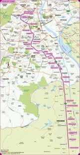 Greater Noida Metro Map by Metro Map 2013 Pdf