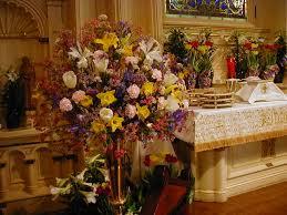 Church Flower Arrangements Flower Arrangements