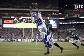 eagles vs cowboys on thanksgiving eagles dominated by dallas cowboys early losing 21 10 at halftime