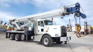 manitex 50110s mounted on kenworth t800 crane for sale in solon