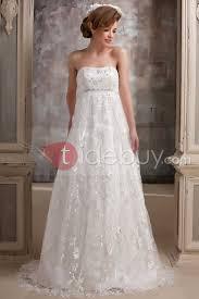 robe de mari e magnifique soldes d été 2017 magnifique robe de mariée empire sans bretelles