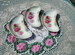 roses china vintagecountrycottage vintage 1930s pink roses china crescent