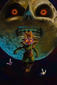 skull kid halloween costume majoras mask skullkid legend of zelda fan art geekery