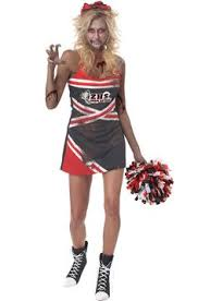 Dead Prom Queen Halloween Costume Classic Cheerleader Costume 28 95 Cheerleaders Zombies