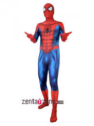 custom printed spiderman lycra zentai costume 30468 65 00