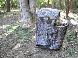 tent chair blind chair blind swivel avi